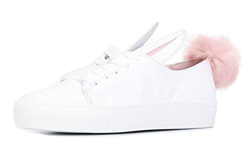 ZXD , Baskets pour fille Blanc
