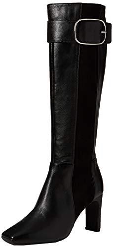 Geox D Vivyanne High B, Botas Altas para Mujer, (Black C9999), 41 EU