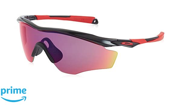 ba6d3c7374e85 Oakley UV Proctected Sunglasses (0OO934393430845) (Men) (Polished Black)   Amazon.in  Clothing   Accessories