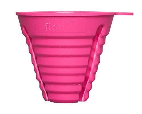 Flori Baby Multi Trichter 2er Set, rosa - Multi-trichter