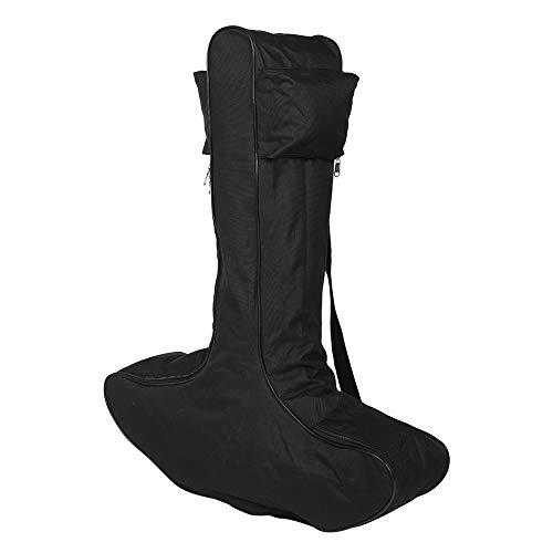 Bogenschießen Tasche in T Form, Tragbare Compound Bogentasche aus Segeltuch für den Außenbereich, Universelle Abnehm Bogentasche Armbrust Schutztasche für Außenaufnahmen