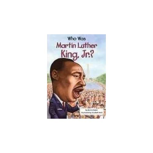 Who Was Martin Luther King, Jr.? by Bonnie Bader (2008-04-11)