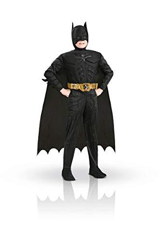 Rubie's BATMAN Deluxe Costume Childrens Kids Fancy ()