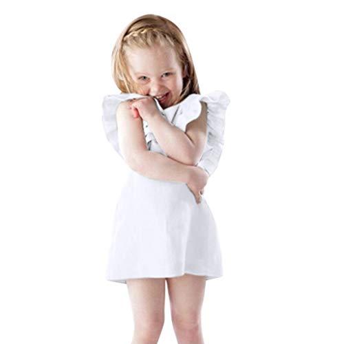 a5df44460 LANSKIRT Ropa para Recién Nacido Infantil bebé niñas Conjunto de ...