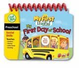 LeapFrog My First LeapPad Book: My First Day of School