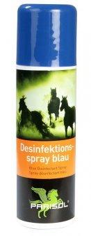 Parisol Desinfektions-Spray blau  -  Gegen Bakterien, Viren und Pilze -