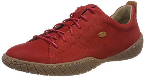 camel active Damen Inspiration 70 Sneaker, Rot (Red 2), 38.5 EU