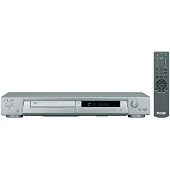 Sony DVP-NS305 Silver DVD Player