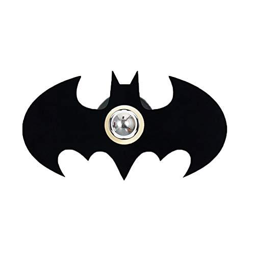 Kreative Wandleuchte Batman Shadow Projektion Lichter LED Nachtlichter Romantische Atmosphäre Spotlights Home Baby Kindergarten Kinderzimmer Dekor (Batman)