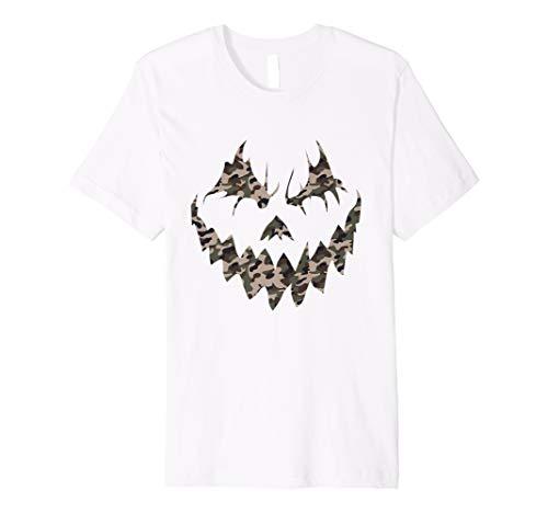 Camo Halloween Shirt Kostüm für Frauen Männer Mädchen Jungen