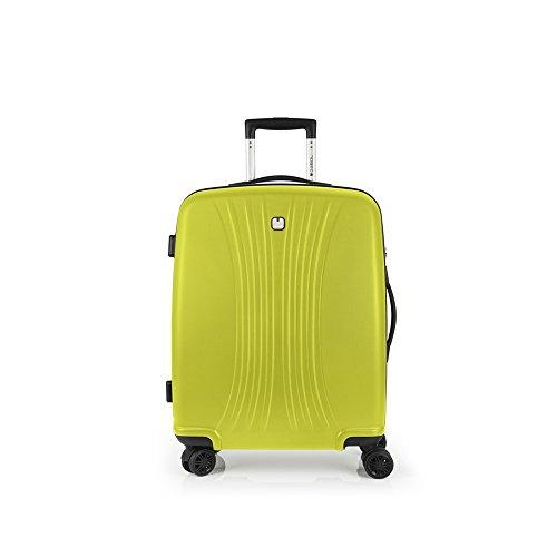 maleta Mediana, Fit, Gabol, 66 x 46 x 26, 59 L (Pistacho)