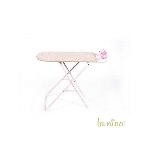 La Nina- Tabla de Planchar Inés para muñecas
