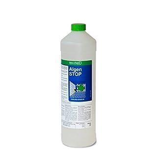 bio-chem ALGEN STOP Grünbelag Algen Moos Entferner 1000 ml