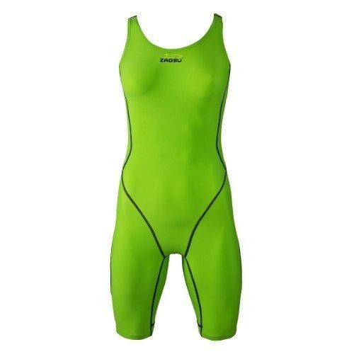 ZAOSU Wettkampf-Schwimmanzug Z-Green S 2014 für Damen & Mädchen, Größe:40