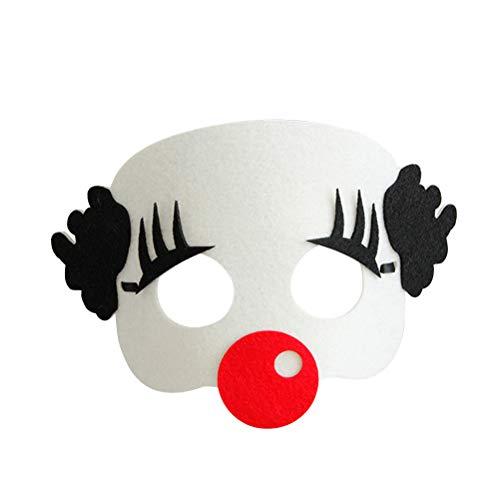 e Karneval Masquarade Cosplay Maske Leistung Requisiten DIY Tuch Masken Partei Liefert ()