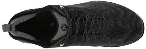 Merrell Rowst Frenzy, Chaussures de marche nordique homme Grey