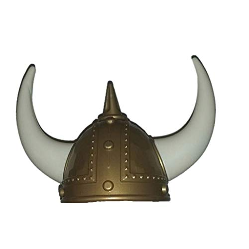 SimpleLife Viking oder Knight Helm für Kinder, Piraten Halloween Kostüme Hut Festival Party Strange Hat