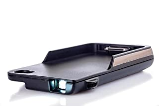 Aiptek MobileCinema i50S DLP-Pico Projector (VGA, 640 x 480 Pixel, 35 ANSI Lumen) für Apple iPhone, schwarz (B00807DA4I)   Amazon price tracker / tracking, Amazon price history charts, Amazon price watches, Amazon price drop alerts