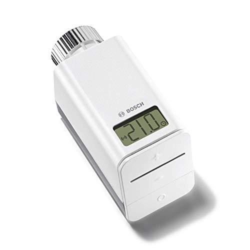 Bosch Smart Home Heizkörper-Thermostat mit App-Funktion (Variante Deutschland) - Thermostat Heizkörper