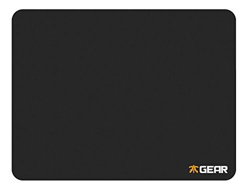 Fnatic Gear Focus Pro Gaming-Mauspad (Größe L, schwarz, Stoff) - 340 x 260 x 3mm