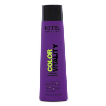 Kms California Color Vitality Shampoo (Color Protection & Restored Radiance) - 300ml/10.1oz