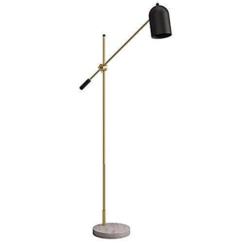 Lámpara de pie decoración del hogar Inicio luz del piso-Hierro ...