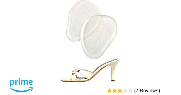 d1e683a219 Buy Jern Anti Slip Silicon Shoes Pad Foot Gel High Heels Toe Pads Insole  Online at Low Prices in India - Amazon.in