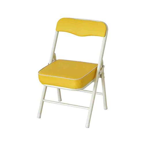 WGXX Silla Plegable ChildrenFolding Small Chair Stool ...