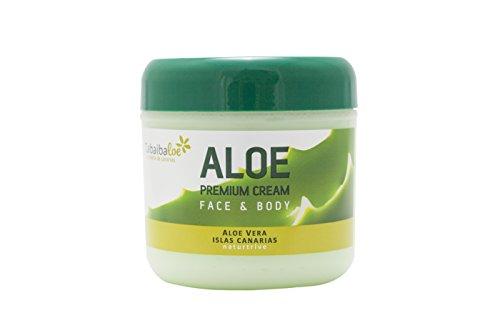Premium-Aloe Vera-Creme Gesicht und Körper 300ml.