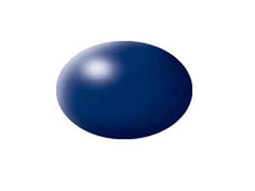 Revell 36350 Aqua Color - Pintura acrílica Mate Sedoso (18 ml), Color Azul Lufthansa