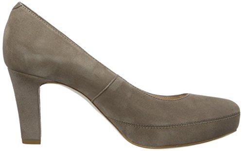 Unisa Numar_17_ks, Scarpe con Tacco Donna Marrone (Lodo)