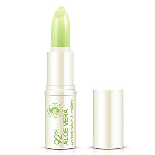 Ruiboury Aloe Lippenstifte Farbe Mood Ändern Lasting Lange Moisturizing Lip Stick