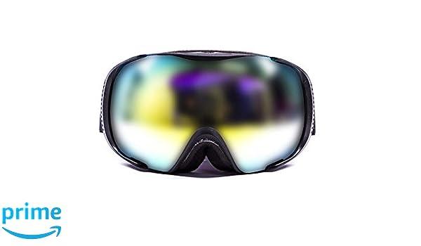 ba0fcbe745c OCEAN SUNGLASSES Ocean Gold  Lost Snow Goggles Polarized Sunglasses ...