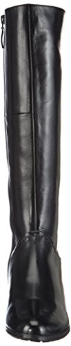 Gerry Weber Shoes Caren 06 Damen Langschaft Schlupfstiefel Schwarz (schwarz 100)