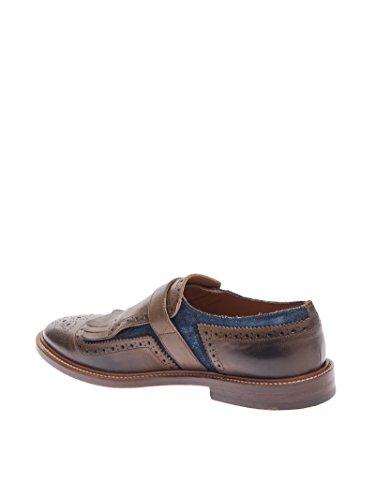 Scarpe Doucal's Ankle Strap Marrone