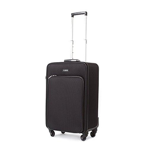 generic-nylon-lightweight-zipper-roller-travel-luggage-suitcase-22in