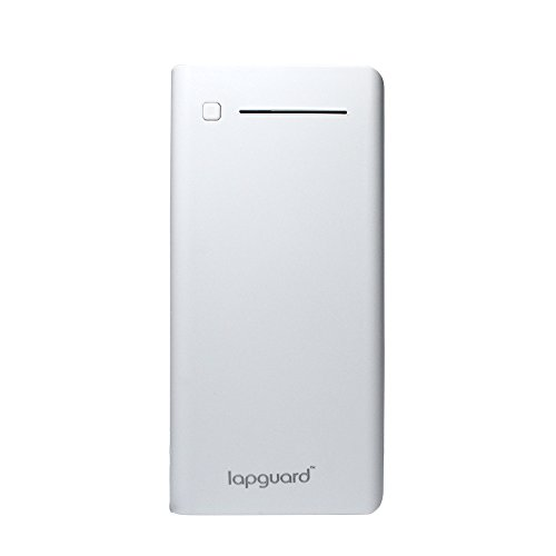 Lapguard LG805 20800mAH Lithium-ion Power Bank (White)