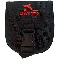 Blei & Bleigürtel Tauchen DivePro Bleitasche Weight Pocket 2 kg für Flaschenspanngurt