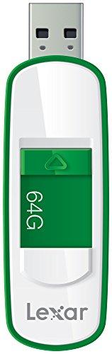 Memoria USB 3.0 de 64 GB, verde - Lexar Jump...