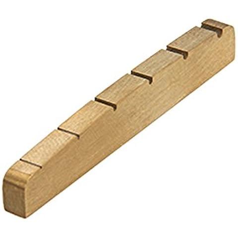 Kmise rame-Chitarra 6 corde, 42 mm, dado scanalato per chitarra Stratocaster, Telecaster di ricambio