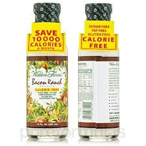 Salad Dressings, Bacon Ranch - 355 ml. by Walden Farms M by Walden Farms