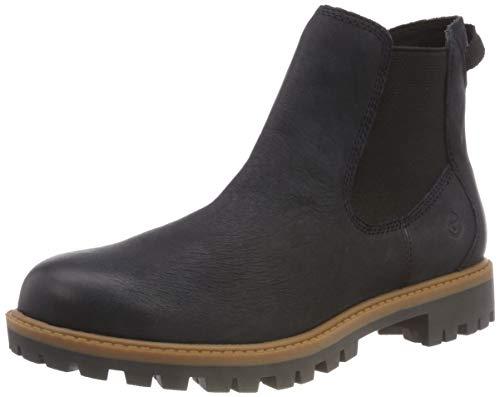 Tamaris Damen 25401-21 Chelsea Boots, Blau (Navy 805), 39 EU
