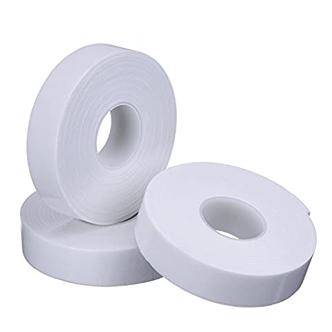 Outus 3 Rolls 1 Inch White Double Sided Foam Tape