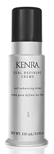 Kenra Curl Defining Cream #5, 3.4-Ounce by Kenra