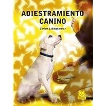 Adiestramiento canino (Animales de Compañía)