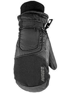 Gordini lavawool Dex guante de la mujer, mujer, negro