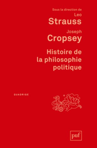 Histoire de la philosophie politique