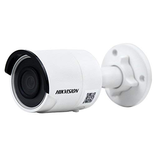 Hikvision Ds-2Cd2055Fwd-I 5Mp Outdoor IP Camera (12 Vdc & Poe Ip67 30M IR Built-in SD Slot H.265 3D Dnr Motion Detection)