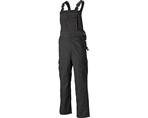 Dickies Industry300 - Salopette da lavoro, Nero (nero), 52