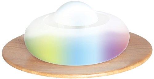 Lanaform Aroma Essence - Lámpara de Aromas (Batería, 6,5h, 31 cm, 32 cm, 14 cm) Blanco
